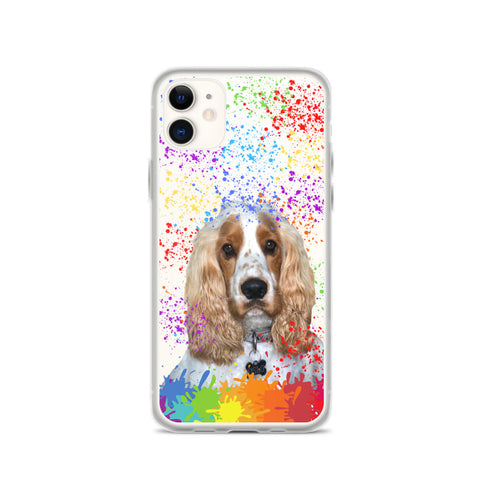 iPhone Case - Paint Splash