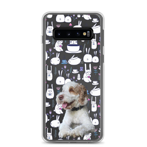 Samsung Case - Bunny Shower