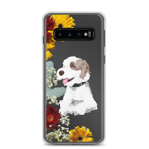 Samsung Case - classic flowers