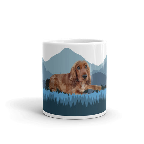 Mug - Mountains
