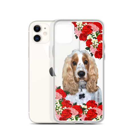 iPhone Case - Rose Bouquet