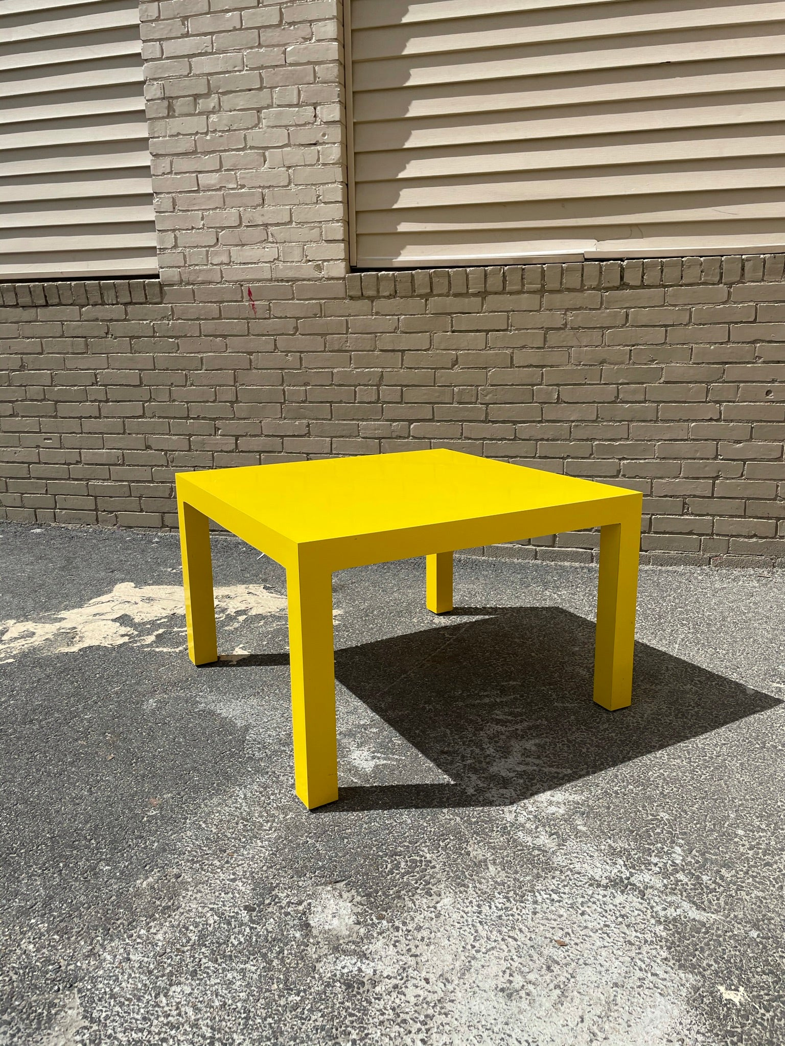 End Table by Milo Baughman for Thayer Coggin
