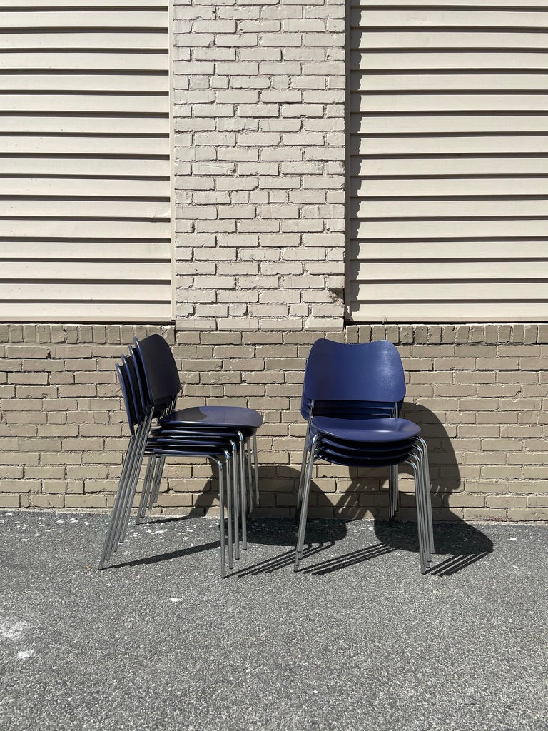 Dining Chairs by Lammhults Möbel (8)