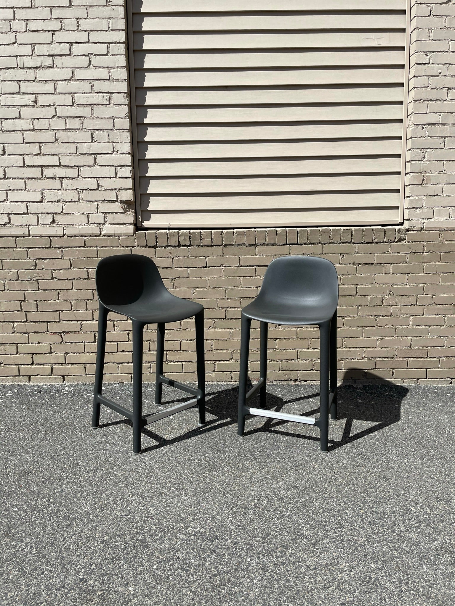 Counter Stools by Philippe Starck for Emeco (2)
