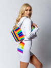 Young and Reckless Womens - Mariah Backpack - Rainbow