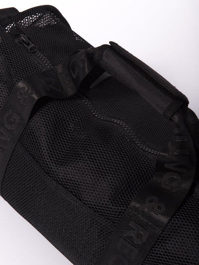 Reckless Girls Womens - Accessories - Bags / Packs Stacy Mesh Duffle Bag- Black