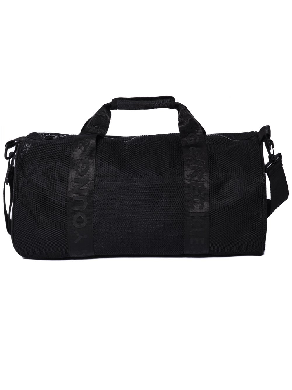 Reckless Girls Womens - Accessories - Bags   Packs Stacy Mesh Duffle Bag-  Black ...