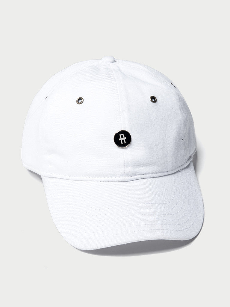 Reckless Girls Womens - Accessories - Headwear Icon Dad Hat - White
