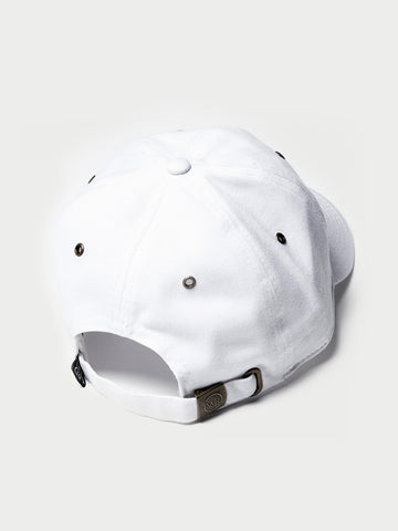 Icon Dad Hat - White