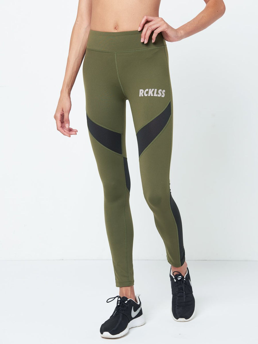 Ivy Leggings - Olive