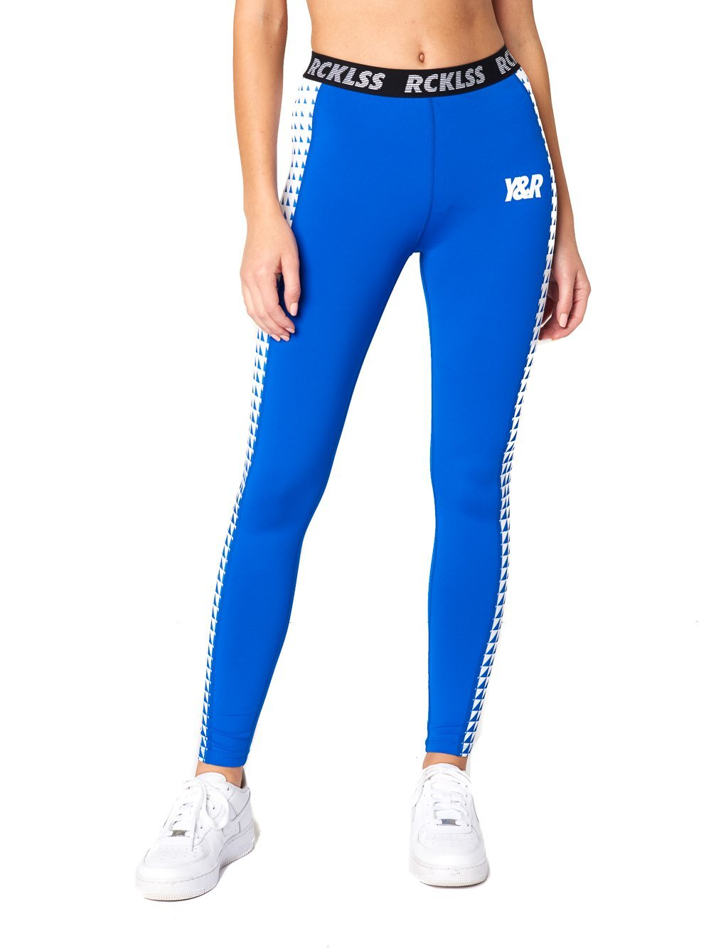 Reckless Girls Womens - Activewear - Leggings Natalie Leggings- Blue