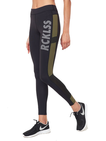 Reckless Girls Womens - Activewear - Leggings Sienna Leggings- Black