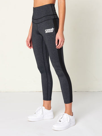 Reckless Girls Womens - Activewear - Leggings Skylar Leggings- Grey