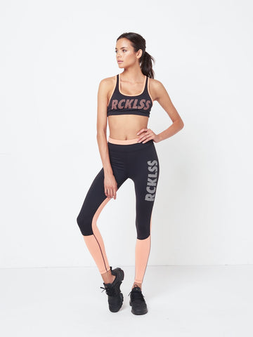 Tiana Leggings- Black