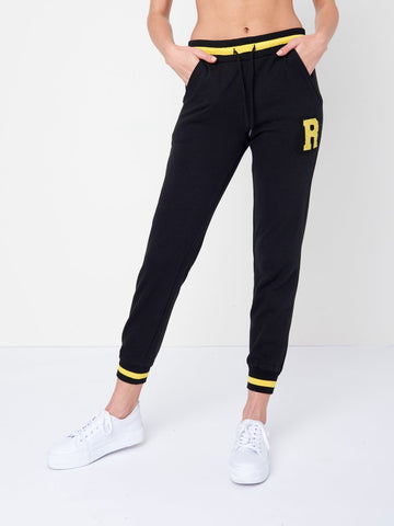 Hazel Sweatpants- Black