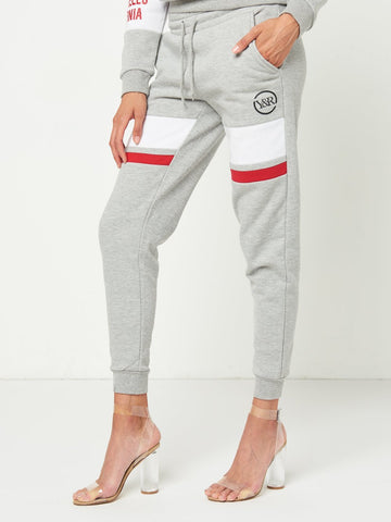 Reckless Girls Womens - Bottoms - Pants Jayna Sweatpants- Grey