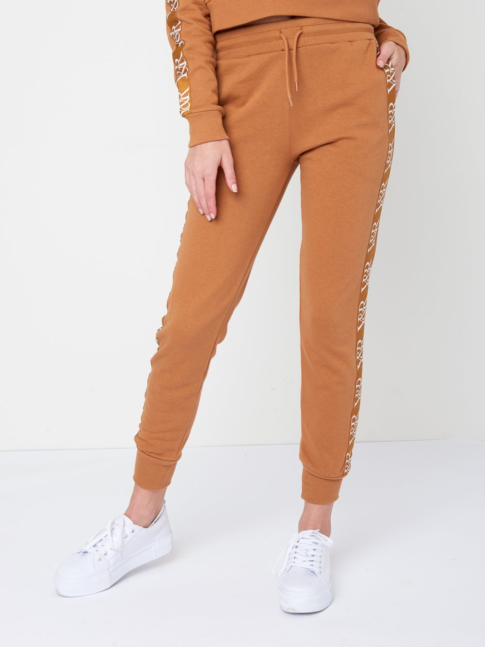 Reckless Girls Womens - Bottoms - Pants Kimberly Sweatpants- Orange