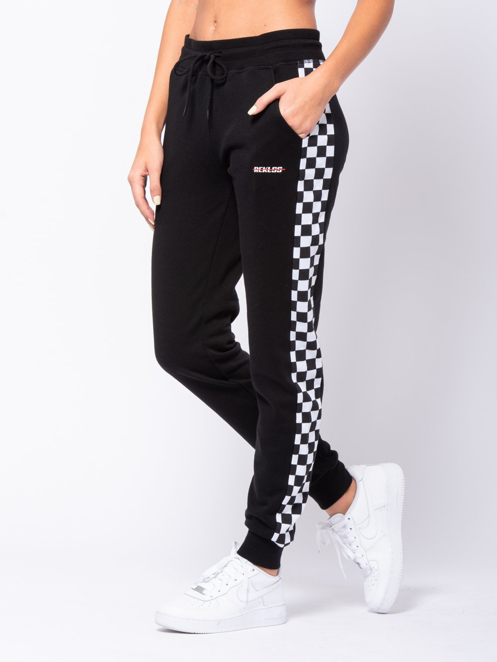 Reckless Girls Womens - Bottoms - Pants Pippa Sweatpants - Black