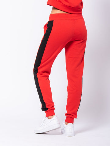 Shawna Sweatpants - Red