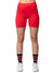 Essence Biker Shorts - Red