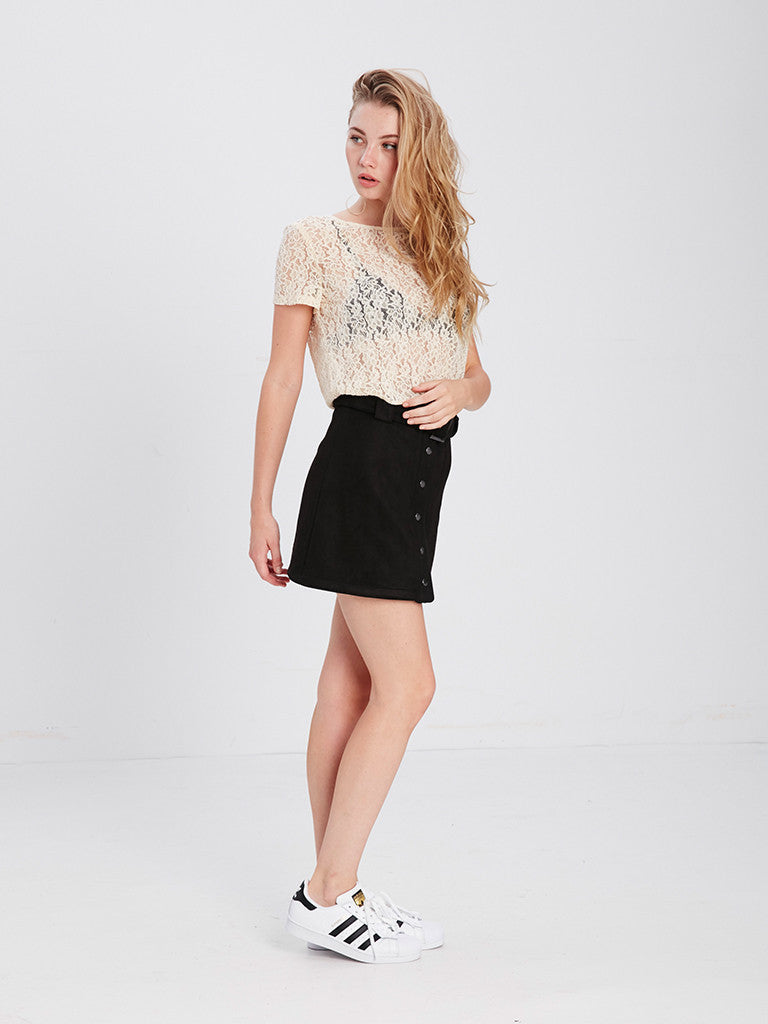 Reckless Girls Womens - Bottoms - Skirts Nash Mini Skirt