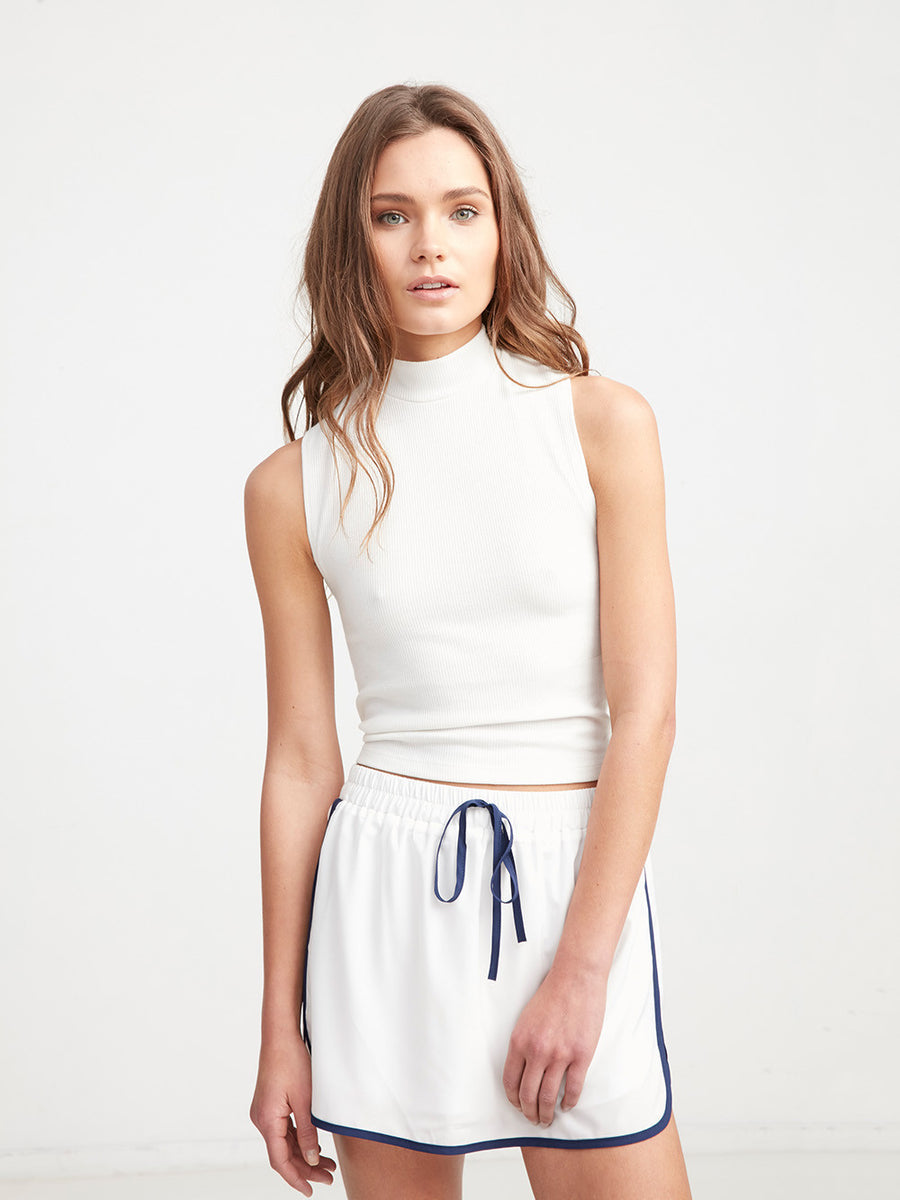 Venus Skirt - White