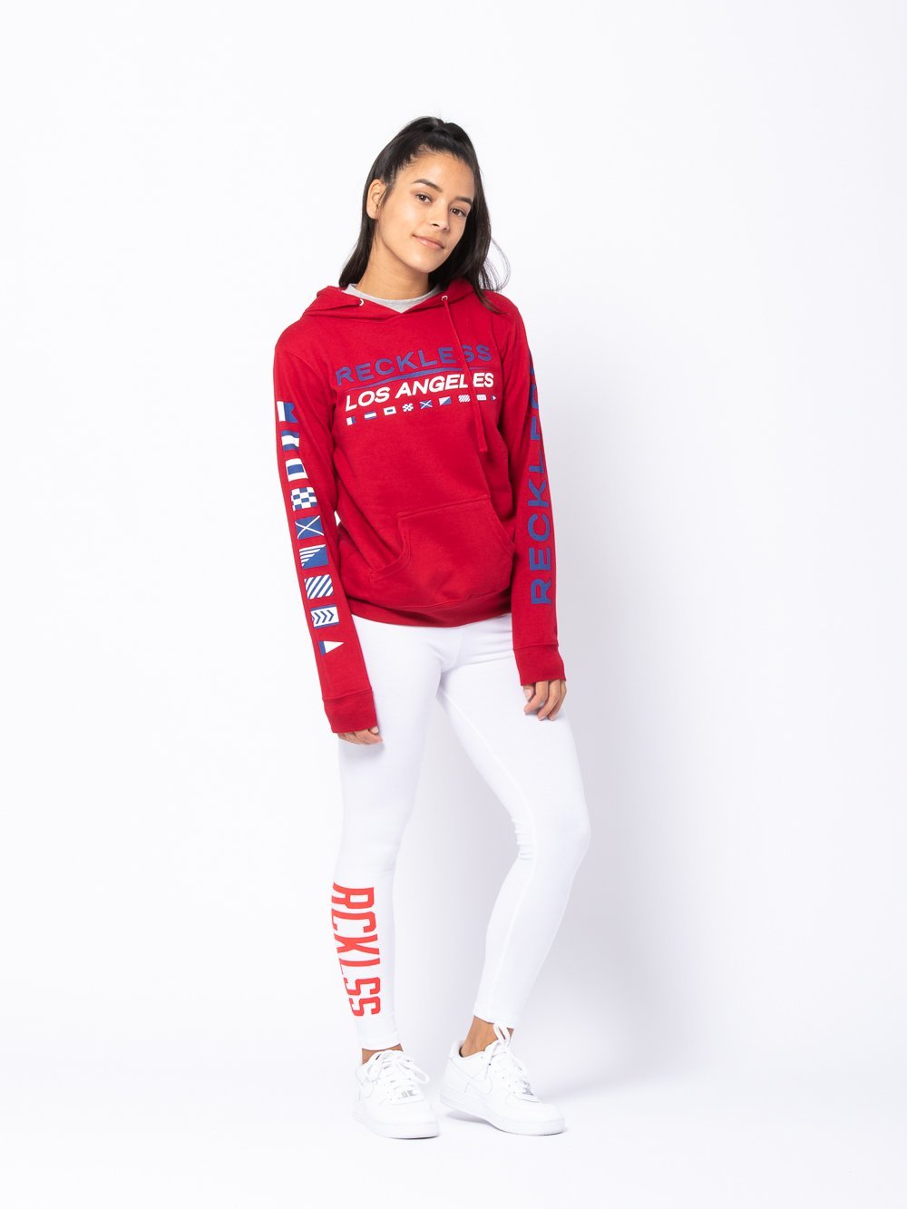 Reckless Girls Womens - Bundles Independence Bundle - Red/White