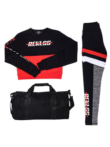 Reckless Girls Womens - Bundles Rally Bundle - Black