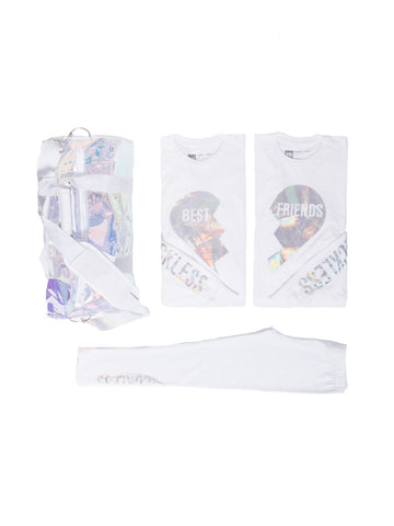 Reckless Girls Womens - Bundles Reflective Bundle - White