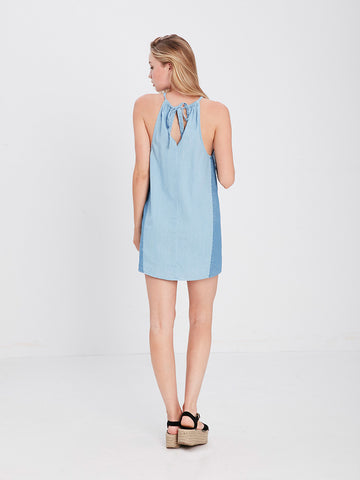 Rayven Dress - Blue