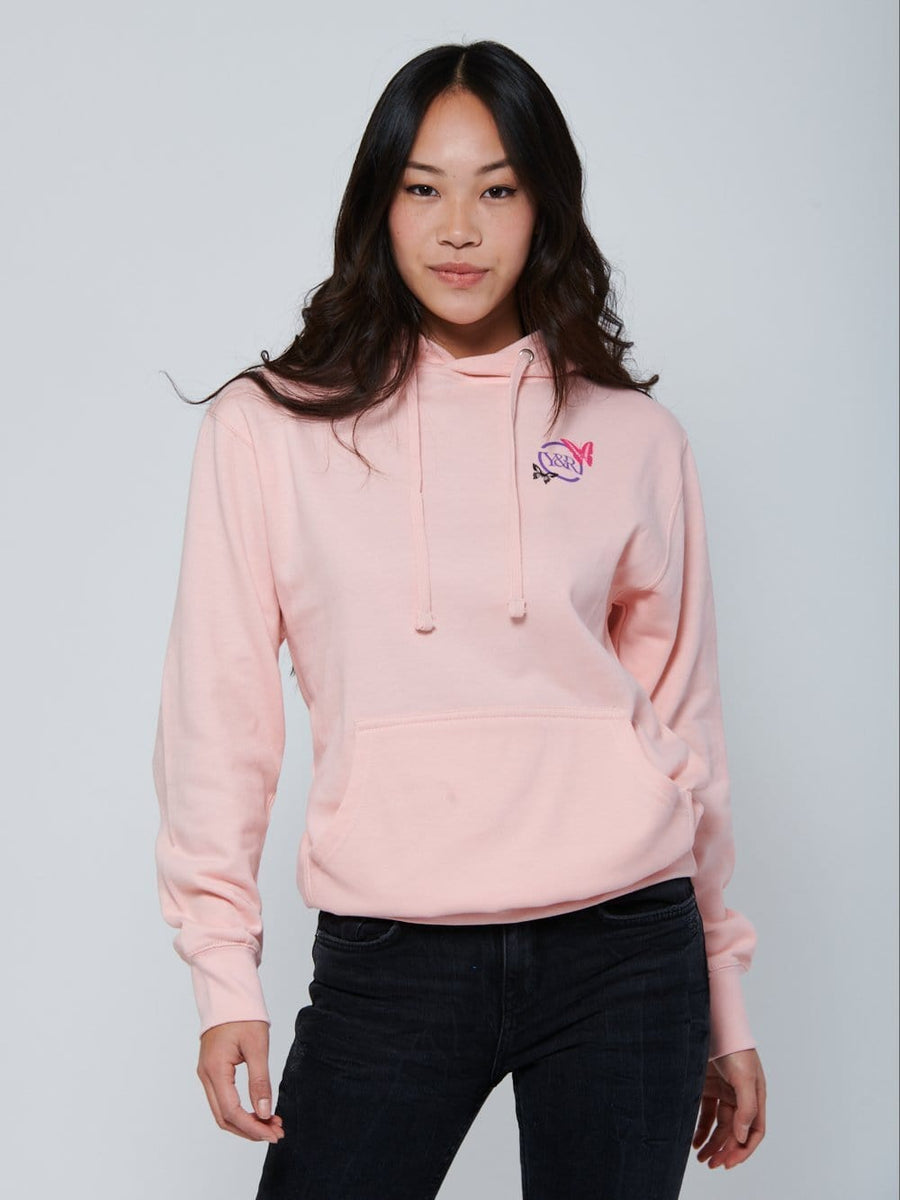 Reckless Girls Womens - Fleece - Hoodies Habitat Hoodie - Pink