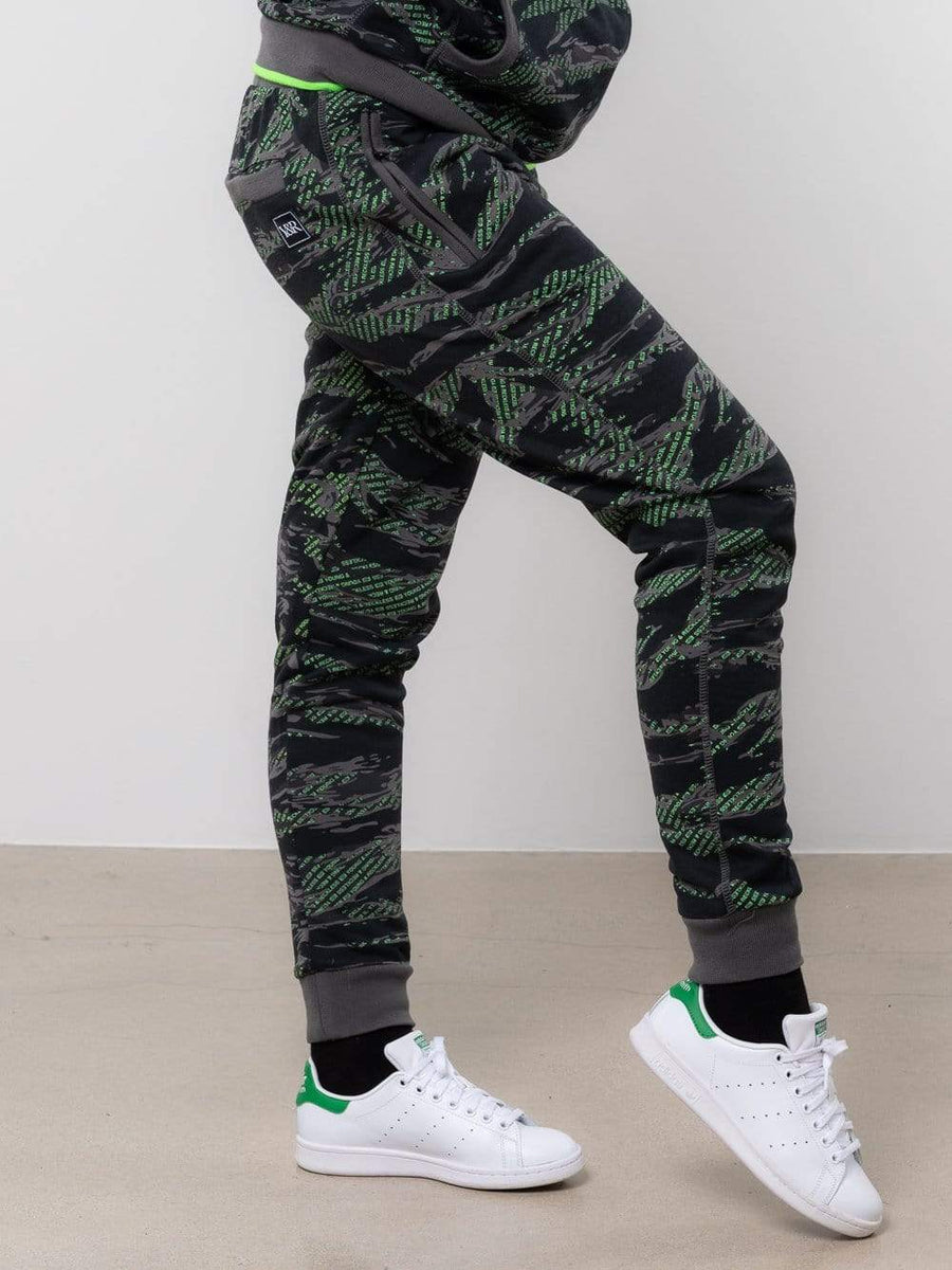 Harrier Sweatpants - Green