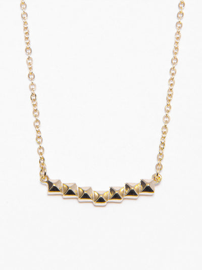 Reckless Girls Womens - Jewelry - Necklace Gold Pendulum Necklace