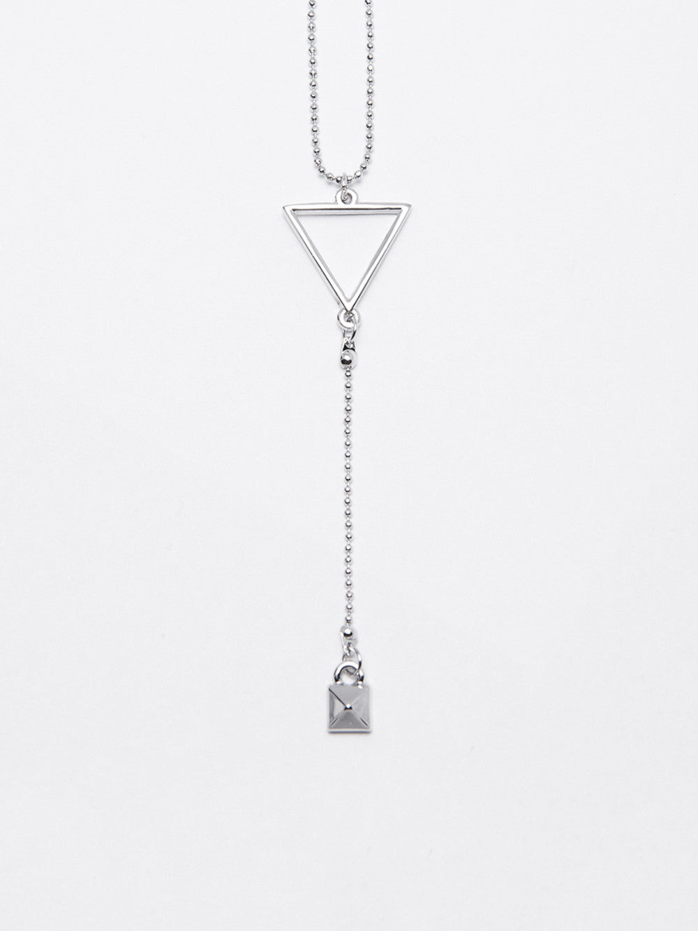 Reckless Girls Womens - Jewelry - Necklace Silver Hypno Necklace