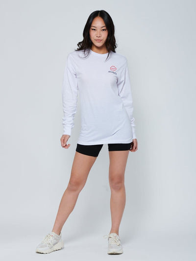 Young and Reckless Womens - Crane Long Sleeve - White