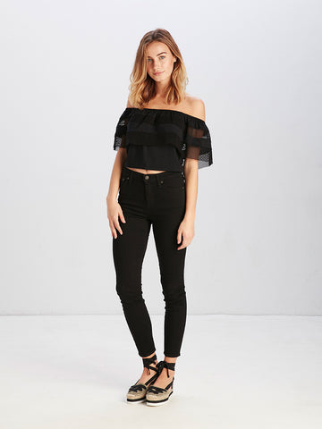 Reckless Girls Womens - Tops - Shirts / Blouses Chiquita Off Shoulder Top