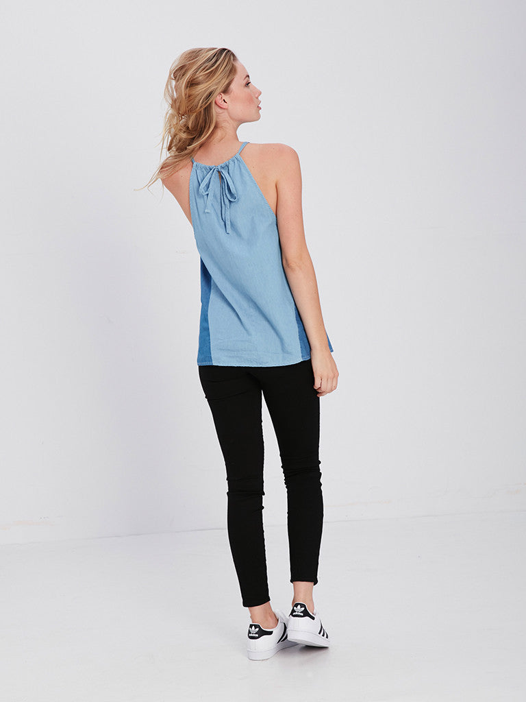 Reckless Girls Womens - Tops - Shirts / Blouses Demi Top