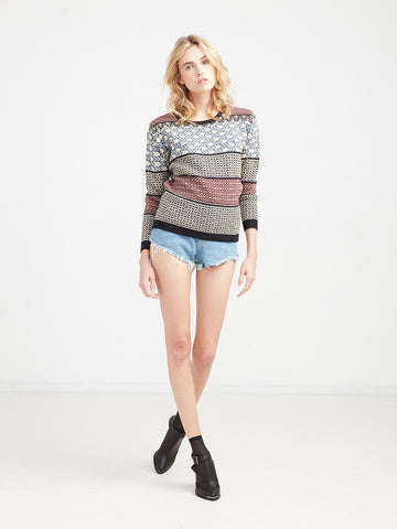 Reckless Girls Womens - Tops - Sweaters Kennedy Sweater