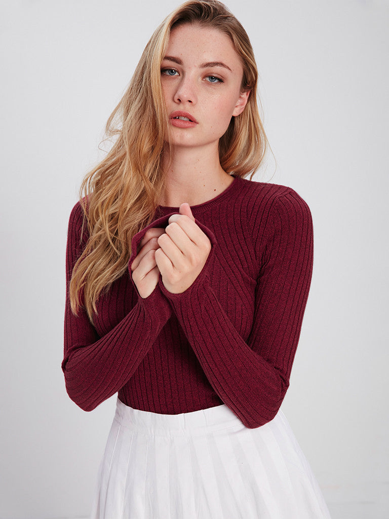Reckless Girls Womens - Tops - Sweaters Ruby Sweater
