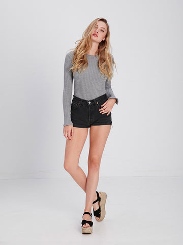 Ruby Sweater - Grey