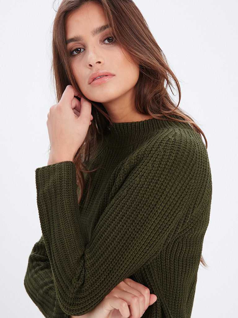 Sabrina Sweater - Green