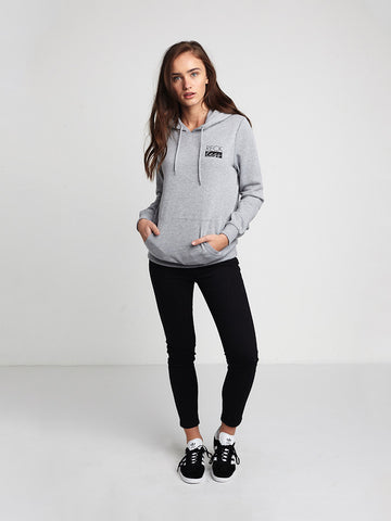 Diverse Hoodie- Heather Grey