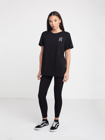 Reckless Girls Womens - Tops - Tees Escape Boyfriend Tee