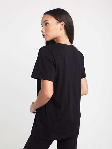 Horizon Boyfriend Tee - Black