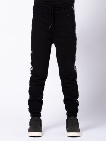 Young and Reckless Boys Youth - Bottoms - Sweatpants Youth Excursion Sweatpants - Black