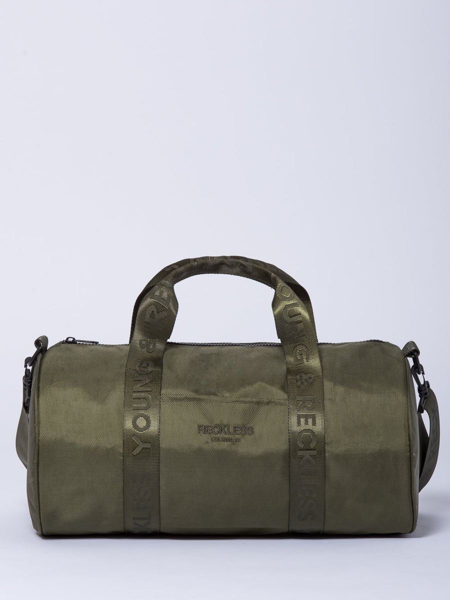 Young and Reckless Mens - Accessories - Bags Classic Duffle Bag - Olive OS / OLIVE