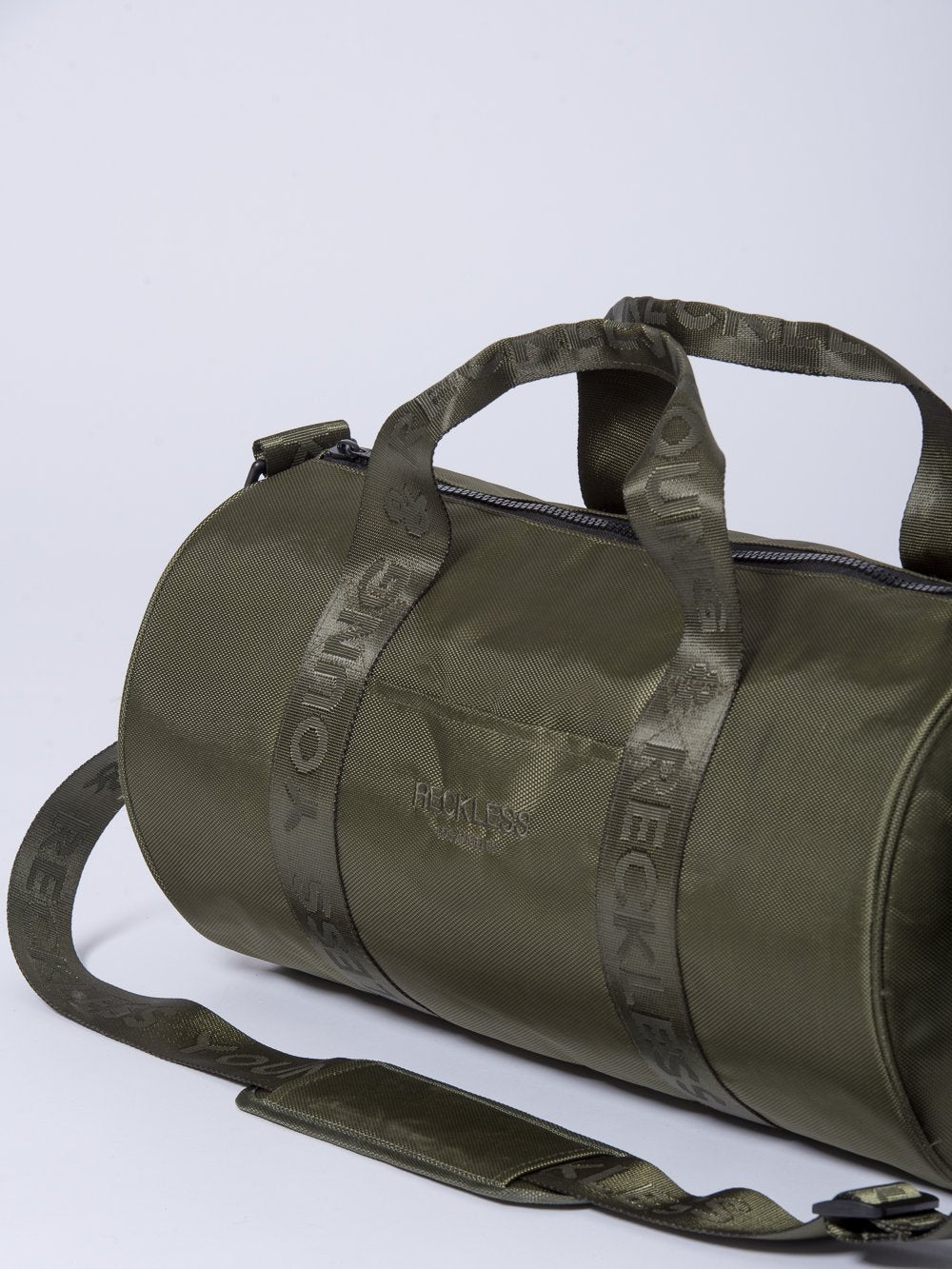 Young and Reckless Mens - Accessories - Bags Classic Duffle Bag - Olive