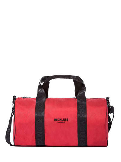 Young and Reckless Mens - Accessories - Bags Classic Duffle Bag - Red