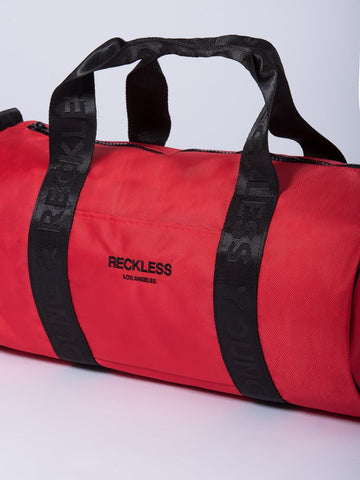 Classic Duffle Bag - Red