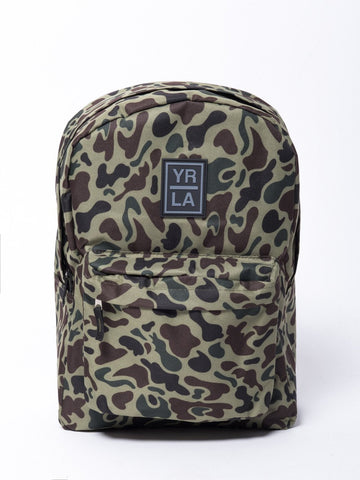 Young and Reckless Mens - Accessories - Bags Classic Laney Backpack- Camo